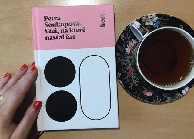 Knihovna: Petra Soukupová