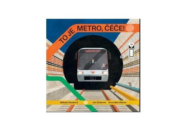 Knihovna: To je metro, čéče!