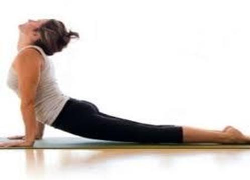 Tělák: Protažení břišního a zádového svalstva